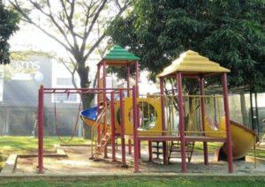 Playground At Jakarta Multicultural School